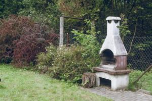 Sprzęt do grillowania w gospodarstwie agroturystycznym