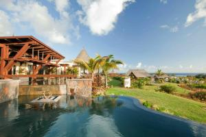 The swimming pool at or near Villa Solara by Oazure 1-8 persons