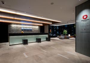 ダイワロイネットホテル仙台一番町のロビーまたはフロント