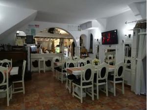Un restaurant sau alt loc unde se poate mânca la Complex Lions Bucovina