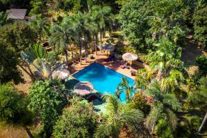 A view of the pool at Good Time Sports Resort Koh Mak or nearby