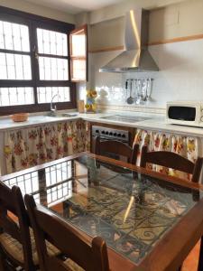 Una cocina o cocineta en La casa de Tita Elvira 2