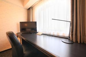 Телевизор и/или развлекательный центр в Richmond Hotel Nagoya Nayabashi