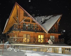 Casa del Pozitiff взимку