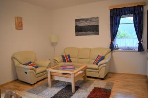 Posezení v ubytování Apartman Razula