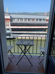 Un balcón o terraza de Martzana Kalea