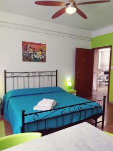 Cama ou camas em um quarto em Ca' Spezier