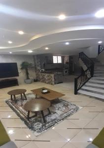 The lobby or reception area at Al Dana Plaza Villas