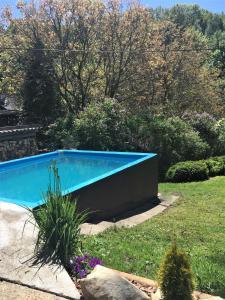 Bazén v ubytování Chata Lužná nebo v jeho okolí