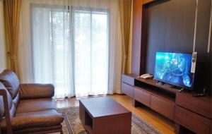 A television and/or entertainment center at Luxury Residence