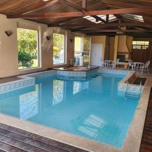 The swimming pool at or near Park Hotel Mantiqueira