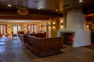The lobby or reception area at Courtyard Page at Lake Powell