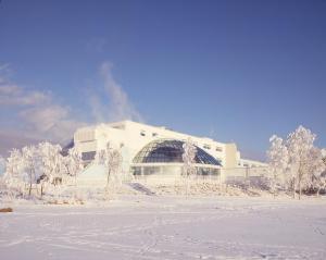 L'établissement Break Sokos Hotel Eden en hiver