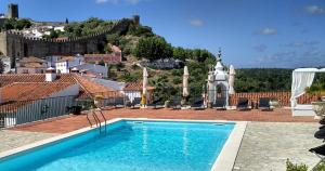 The swimming pool at or near Hotel Real d Obidos