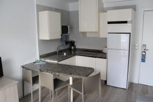 Een keuken of kitchenette bij Vigilia Park