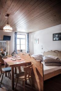 Essbereich im Gasthaus