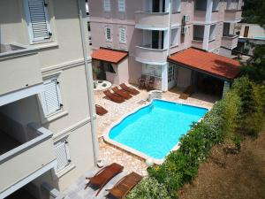 A view of the pool at Apartments and Rooms Degra or nearby