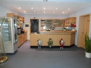 Lobby/Rezeption in der Unterkunft Gasthof Reif