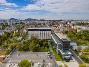 Гледка от птичи поглед на Hotel Imperial Plovdiv, a member of Radisson Individuals