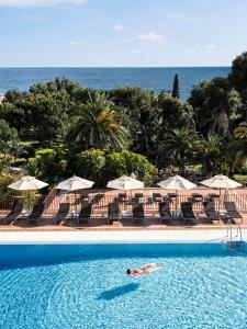 Poolen vid eller i närheten av Don Carlos Resort & Spa