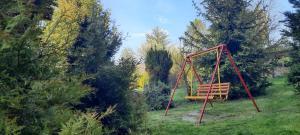 Plac zabaw dla dzieci w obiekcie Ośrodek Wypoczynkowy Jan