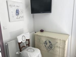 Salle de bains dans l'établissement O Mylle Douceurs