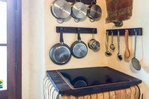 A kitchen or kitchenette at In Canto Sul Poggio