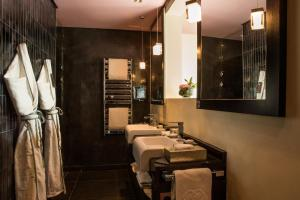 ソフィテル カサブランカ トゥール ブランシュにあるバスルーム