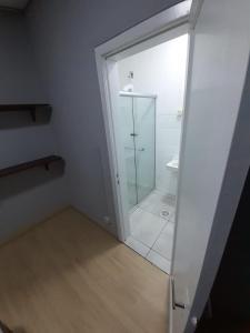 Um banheiro em Pousada Vista do Lago
