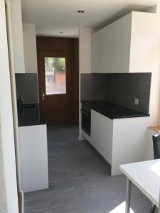 Küche/Küchenzeile in der Unterkunft Apartment Perim
