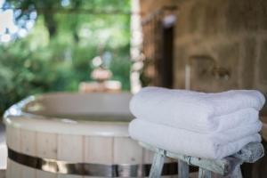 Spa and/or other wellness facilities at Agriturismo Biologico Sant'Egle