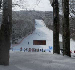Albergo Generale Cantore - Monte Amiata durante l'inverno