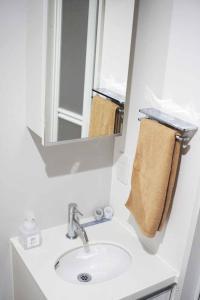 A bathroom at イートス恵比寿