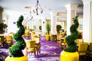 A restaurant or other place to eat at The Angel Hotel- Part of the Cairn Collection