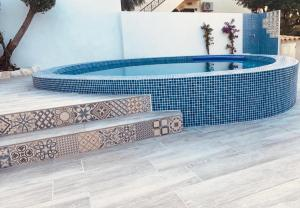 The swimming pool at or close to Magic Sea View Villa