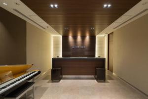 The lobby or reception area at First Cabin Akasaka