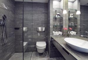 Ein Badezimmer in der Unterkunft Swissôtel Amsterdam