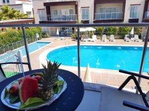 A view of the pool at Odyssey Residence Apartments or nearby