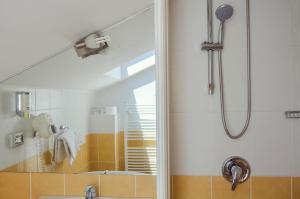 A bathroom at Hotel Keltika