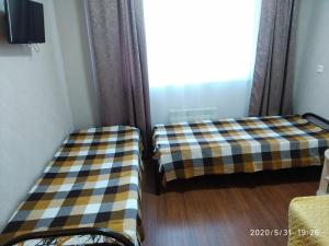 A bed or beds in a room at Apartment in Dzhemete