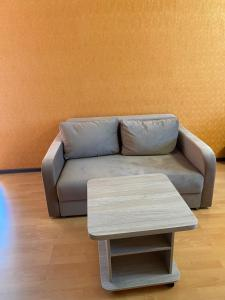 A seating area at On Ivoviy Guest House