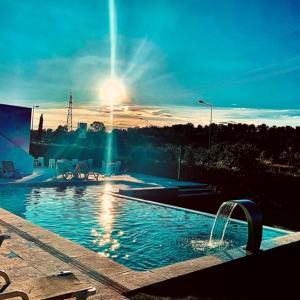 A piscina em ou perto de Quinta Solar da Portela