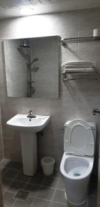 A bathroom at Ivy Stay