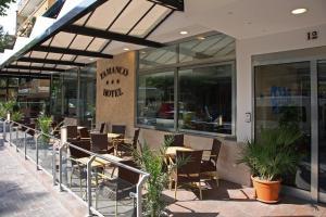 Ресторан / где поесть в Hotel Tamanco