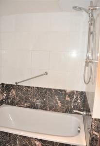A bathroom at Accommodation Sydney 38 Harbour Street Sydney