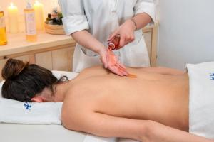 Spa and/or other wellness facilities at Anatoli Hotel
