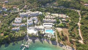 A bird's-eye view of Porto Galini Seaside Resort & Spa