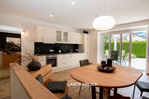 Küche/Küchenzeile in der Unterkunft Haus Arnold