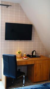 Telewizja i/lub zestaw kina domowego w obiekcie Skalna Chata