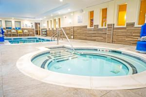 The swimming pool at or near Fairfield Inn by Marriott Medford Long Island